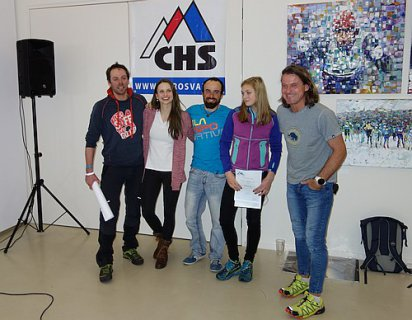 Czech Mountaineering Association awarded the Best Ascent of 2017